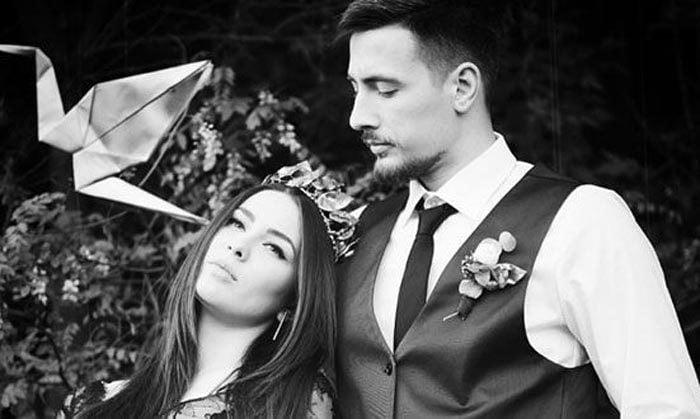 Ганна та Олександр Корсуни